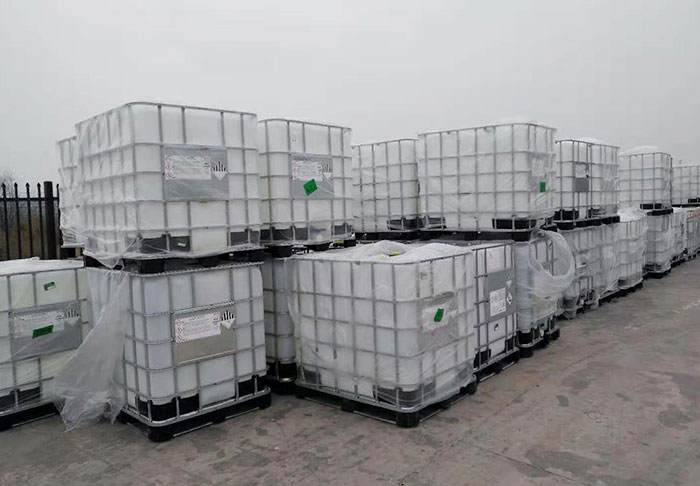 Chemical White Drums Container