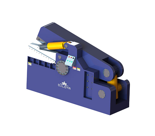 AS Series Alligator Shear Machine