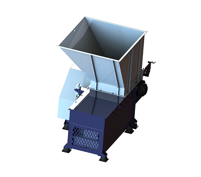 PSN Series Plastic Scrap Single Shaft Shredder Machine